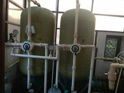 Commercial Water Softener With Filteration