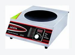 Commercial Cooktop Induction, Size: Regular