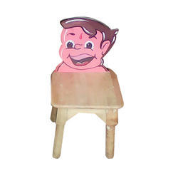 Chota Bheem Kids Chair