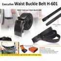 Executive Waist Buckle Belt H-601