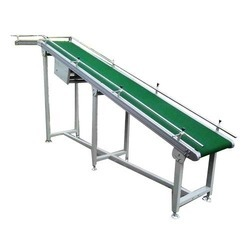 Earth Stainless Steel Belt Conveyor System