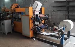 AL FOIL REWINDING MACHINE