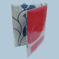 Button Transparent PVC Bags, Capacity: 0.5 Kg