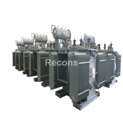Three Phase Industrial Isolation Transformers, 410 V