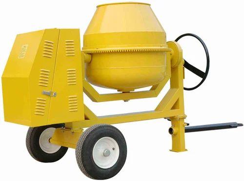 Cement Concrete Mixer