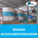 17 CBM Semi Automatic AAC Plant