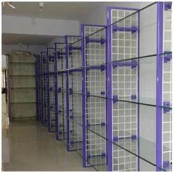 Iron Office Rack