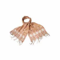 Printed Cotton Silk Fashion Scarves