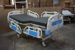Semi Deluxe ICU Cot Electric Bed
