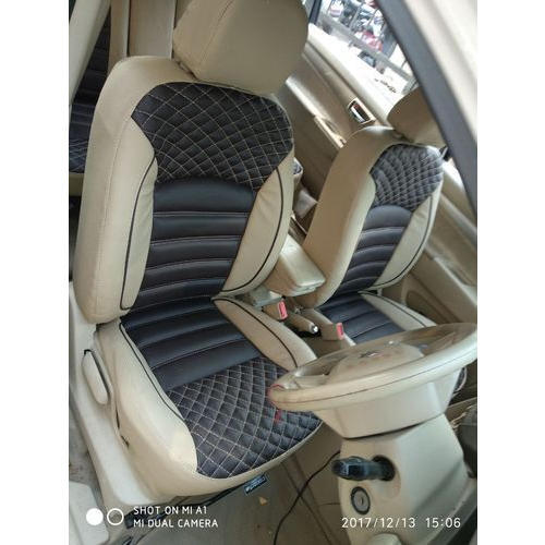 Camry Leather Santro Car Seat Cover