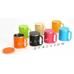 Travel Mugs Spill Proof Mug, Packaging Type: Bulk, Capacity: 200