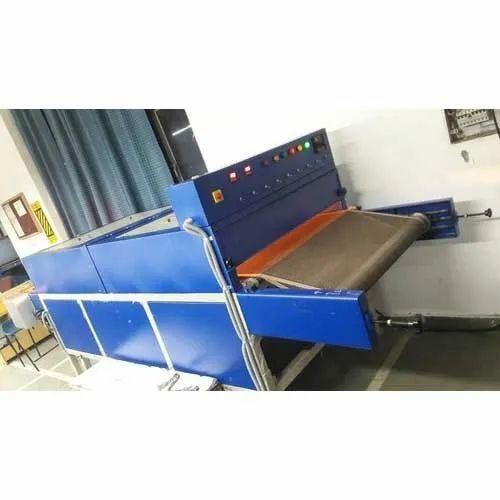 Conveyor Curing Machine