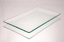 Clear Float Glass, Size: 5-19 Mm