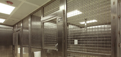 Wire Mesh For Security & Detention Products