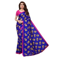 Exclusive Women Wear Malgudi Silk Saree