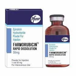 Epirubicin Hydrochloride Powder For Injection