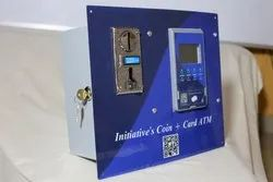 Water ATM - Coin And Card Model