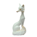 White Fox Showpiece