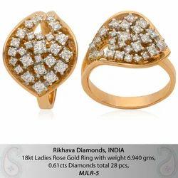 Women's Party Diamond Ring