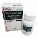 RICOVIR L - Tenofovir 300mg & Lamivudine 300mg Tablets