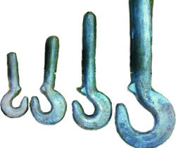 Forged Steel Shank Hooks