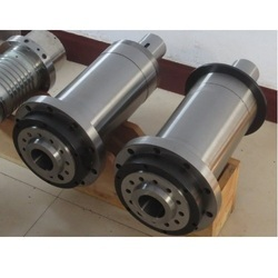 Triquench India Steel CNC Lathe Spindles