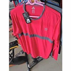 Adidas Cotton Sports T Shirt