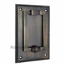 Jehoshaphat Brass Door Knocker