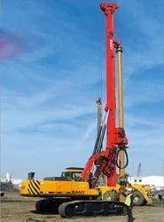 SR280R Sany Rotary Drilling Rigs