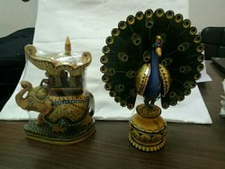 Hand Painted Wooden Handicrafts