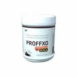 Fortified with Essential Amino Acids Antioxidants Vitamins and Minerals