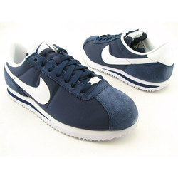 Sports Blue And White Boys Shoes