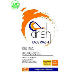 Arsh Exfoliating Face Wash, Pack Size: 100ml