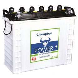 Crompton Tall Tubular UPS Battery, for Solar and UPS Battery