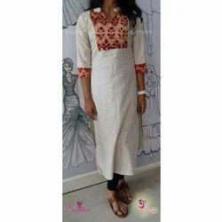 Party Wear Batik Printed Suit