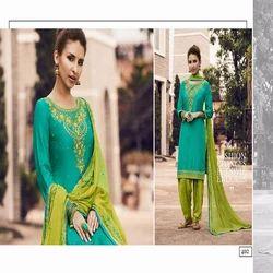 a695f3781f Cotton Casual Wear SHOP DESIGNER PUNJABI SUIT ONLINE, Rs 880 /pi ...