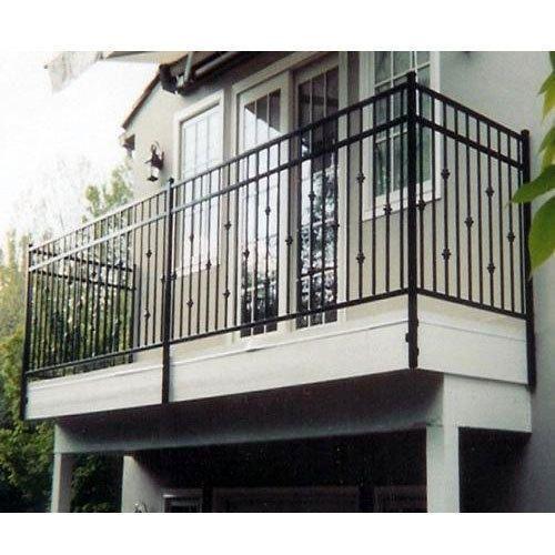 Outdoor Balcony Railing at Rs 150 /square feet | balcony ...