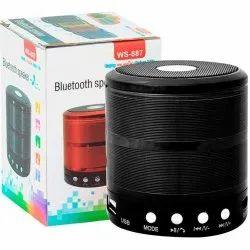 Mix Color Plastic WS887 Mini Speaker