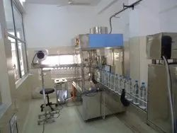 RO Water Filling Machine