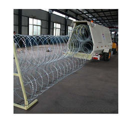 Mobile Security Fencing