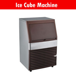 Automatic Ice Cube Maker, Production Capacity: 6-9 Ton/day