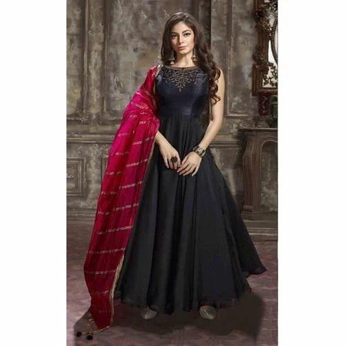 b5ff3dc92d0 Women Oracle Ethnic Ladies Full Length Designer Gown