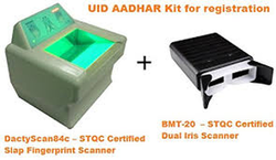 Greenbit BMT20 UID Aadhar Kit