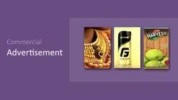 Commercial Advertising Service