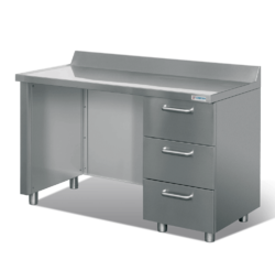 Sanipure Stainless Steel Work Benches