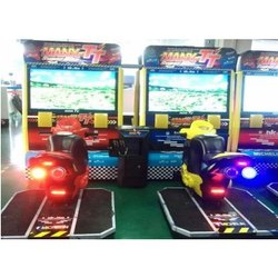 Manx TT Super Bike Arcade Game