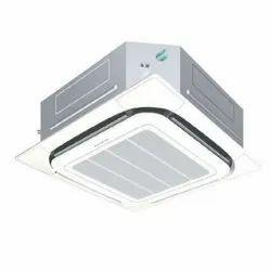FCQ125LUV1 Round Flow Ceiling Mounted Cassette Indoor Heat Pump AC