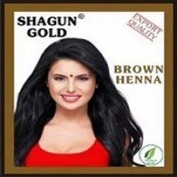Shagun Gold Natural Brown Hair Dye