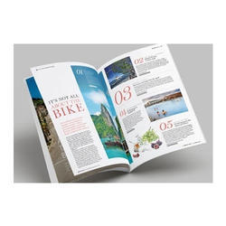 Outsource Magazine Layout Service