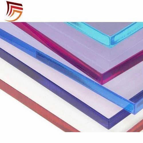 Clear Sheet Tav Polystyrene Plastic Sheet at Rs 1800 /sheet   Clear ...